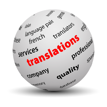 translation globe